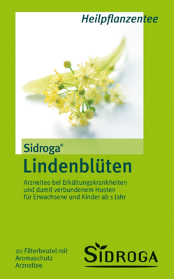 Sidroga Lindenblüten Tee (PZN 01884840)
