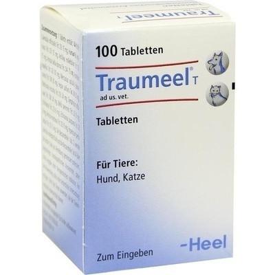 Traumeel T Tabletten F. Hunde und Katzen (PZN 05901506)