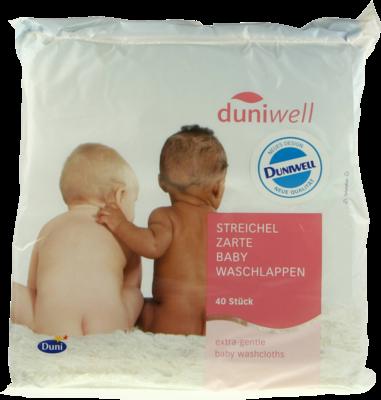 Duniwell Babywaschlappen Streichelzarte (PZN 06884193)