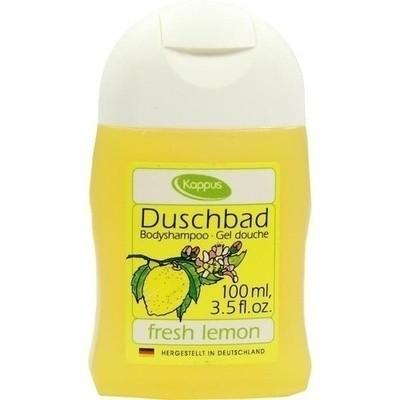 Kappus Fresh Lemon Duschbad (PZN 01179461)
