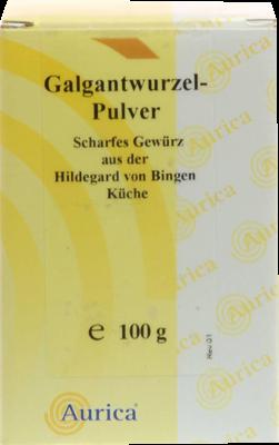 Galgantwurzelpulver Aurica (PZN 04775287)