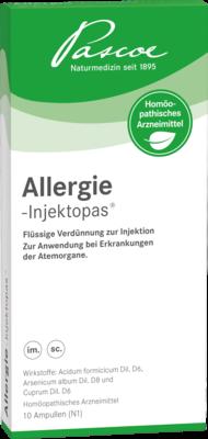 Allergie-injektopas Injektionslösung Ampullen (PZN 10933129)