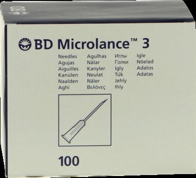 Bd Microlance Kanuele 20 g 1 1/2 0,9x40mm (PZN 03086924)