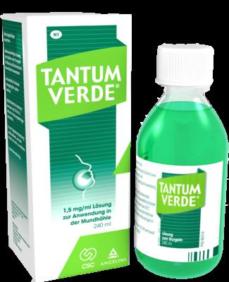 Tantum Verde 1,5 mg/ml Lösung z.Anw.i.d.Mundhöhle (PZN 10253073)