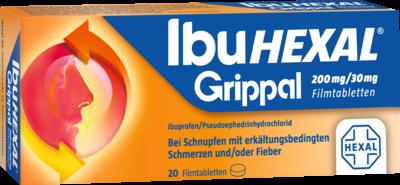 Ibuhexal Grippal 200 Mg/30mg (PZN 11175263)