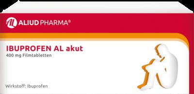 Ibuprofen Al akut 400mg (PZN 05020875)
