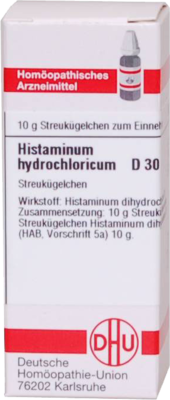 Histaminum Hydrochloricum D 30 (PZN 02802548)
