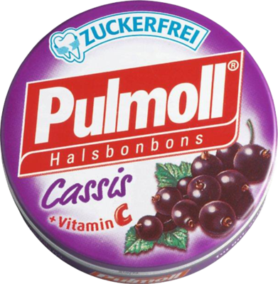 Pulmoll Cassis Zuckerfrei Minidose (PZN 01407028)