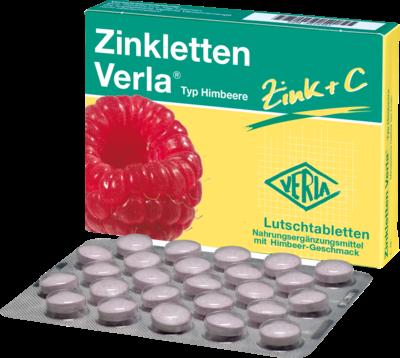 Zinkletten Verla Himbeere (PZN 09704814)