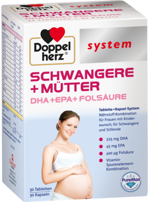 Doppelherz Schwangere+Mütter system (PZN 09529699)