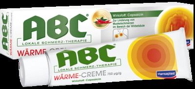 Hansaplast Med Abc Waerme Creme Capsicum (PZN 02295815)