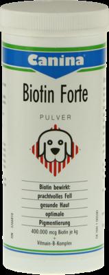 Biotin Forte F. Hunde (PZN 03266810)
