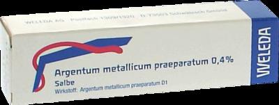 Argentum Metallicum PRAEPARATUM 0,4% (PZN 01571963)