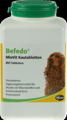 Befedo Minvit F.hunde Kau (PZN 01896412)