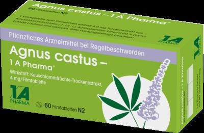 Agnus Castus 1A Pharma (PZN 06320303)