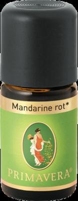 Mandarine Öl rot kbA Ätherisch, 5 ml (PZN 00720852)