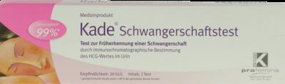Kade Schwangerschafts (PZN 01328317)
