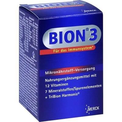 Bion 3 Multivitamin Tabletten (PZN 00568717)