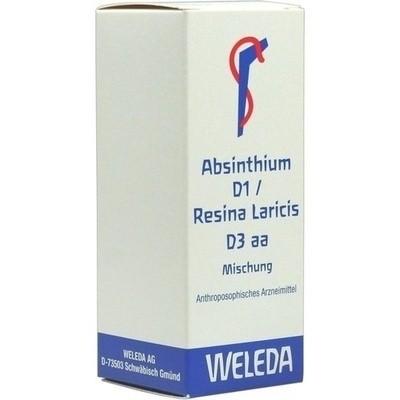 Absinthium D 1 Resina Laricis D 3 aa (PZN 01571785)