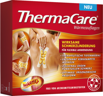 Thermacare flexible Anwendung (PZN 10194212)