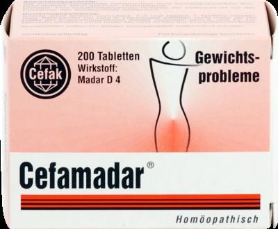 Cefamadar (PZN 07423867)