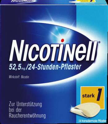 Nicotinell 52,5 Mg 24 Stunden Pfl.transdermal (PZN 03764577)