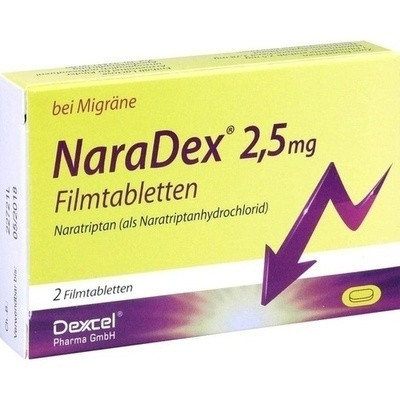 Naradex 2,5mg (PZN 11311482)