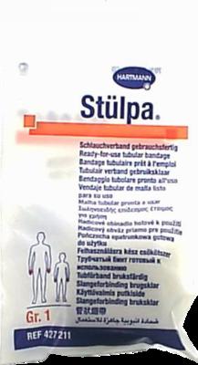 Stuelpa Fertigverband 1 Finger Cello.427211/1 (PZN 00982919)