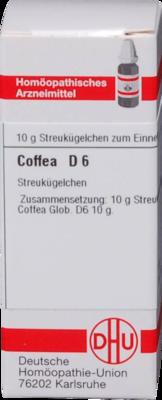 Coffea D 6 (PZN 01767040)