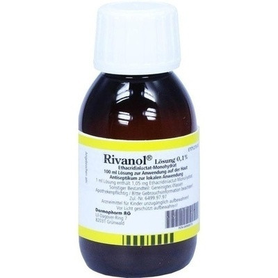 Rivanol Loesung 0,1% (PZN 04908570)