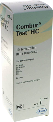 Combur 5 Test Hc Teststreifen (PZN 00838594)