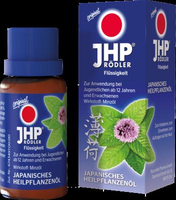 JHP Rödler Japanisches Heilpflanzen (PZN 07291696)