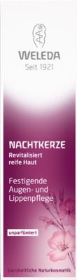 Weleda Nachtkerze Festigende Augen- und Lippenpflege (PZN 10193454)