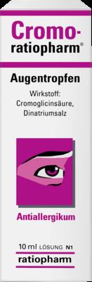 Cromo Ratiopharm (PZN 04952571)