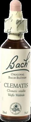Bachblüten Clematis Tropfen (PZN 00053249)